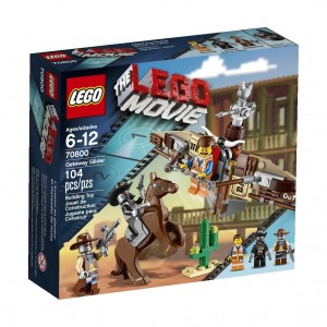 Lego The Movie 70800 - Ontsnappings Glider