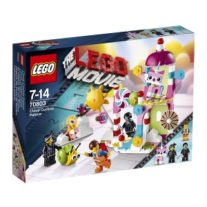 Lego The Movie 70803 - Dwaaspaleis