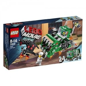 Lego The Movie 70805 - De afvalkraker