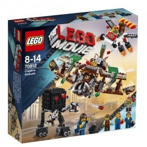 Lego The Movie 70812 - Creative Ambush