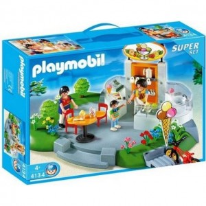 Playmobil City Life 4134 - Ijssalon