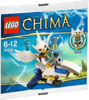 Lego Chima 30250 - Awar's Acro Fighter