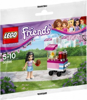 Lego Friends 30396 - Cupcake Kraam