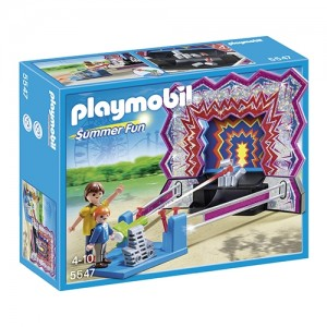 Playmobil Summer Fun 5547 - Blikgooien