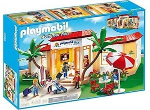 Playmobil Summer Fun 5998 - Strandhotel