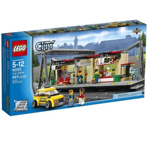 Lego City 60050 - Treinstation