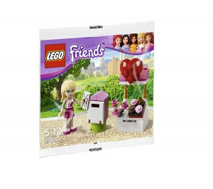 Lego Friends 30105 - Post voor Stephanie