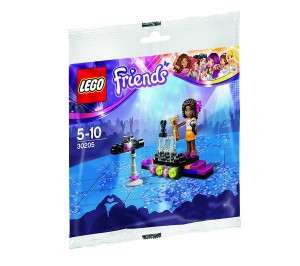Lego Friends 30205 - Popster rode loper