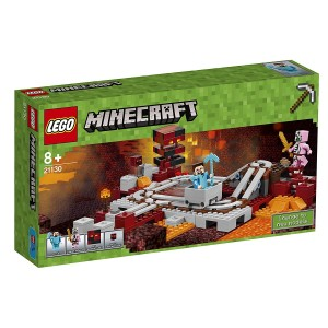 Lego Minecraft 21130 - De Nether Spoorweg