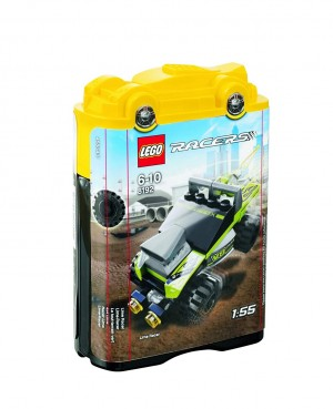 Lego Racers 8192 - Lime Racer
