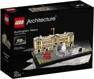 Lego Architecture 21029 - Buckingham Palace