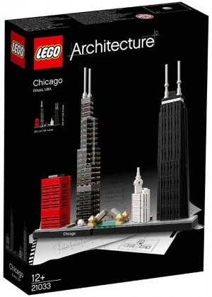 Lego Architecture 21033 - Chicago