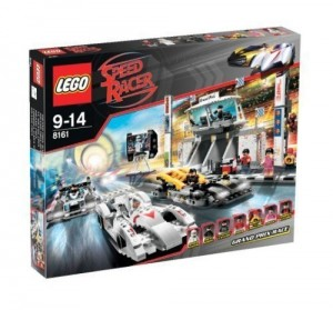 Lego Racers  8161 - Grand Prix Race V29