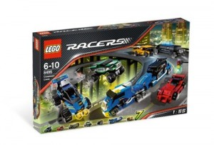 Lego Racers  8495 - Crosstown Craze