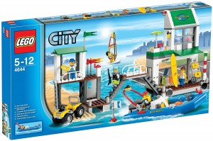 Lego City  4644 - Watersport