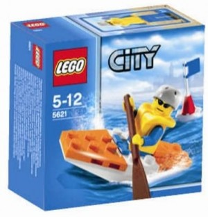 Lego City  5621 - Kustwacht Kajak