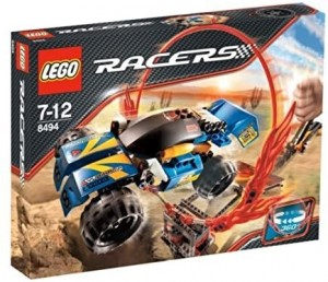 Lego Racers  8494 - Ring of Fire