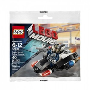 Lego The Movie 30282 - Super Secret Police Enforcer