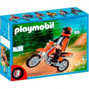 Playmobil 5115 - Enduro