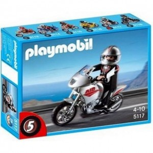 Playmobil 5117 - Naked Bike