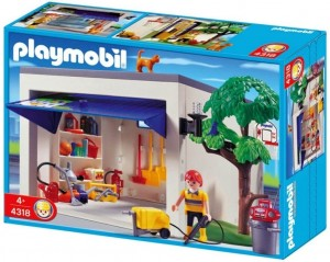Playmobil 4318 - Garage