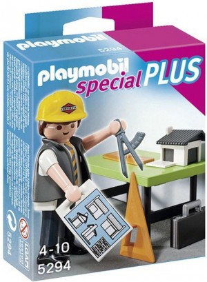 Playmobil 5294 - Architect met maquette
